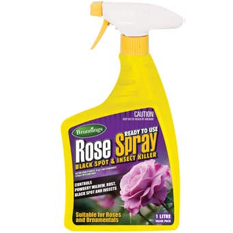 Brunnings Rose Spray Insecticide 1L