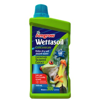 Amgrow Wettasoil Seaweed Concentrate 500ml
