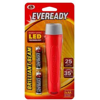 Eveready Torch Brilliant Beam