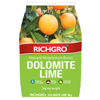 Richgro Dolomite Lime 5kg
