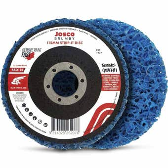 Josco Strip It Disc 115mm x 22mm