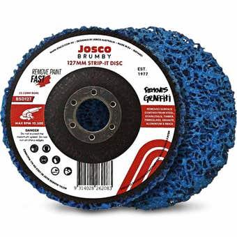 Josco Strip It Disc 127mm