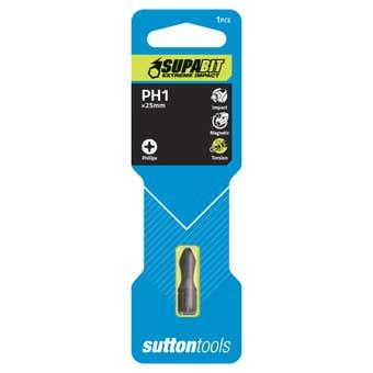 Sutton Tools Impact Screwdriver Bit Phillips