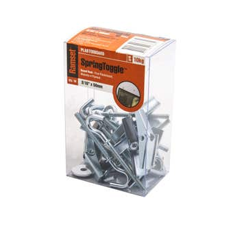 Ramset SpringToggle Hook Cup - 10 Pack