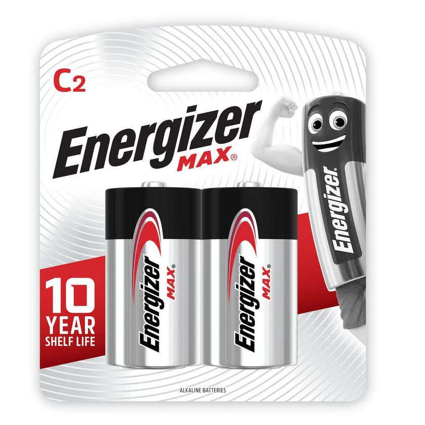 Energizer Max Battery C