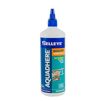 Selleys Adhesive Aquadhere Quickset PVA 500ml