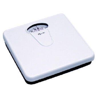 Propert Mechanical Bathroom Scale White 120kg