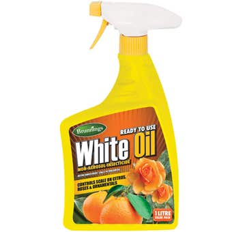 Brunnings White Oil 1L