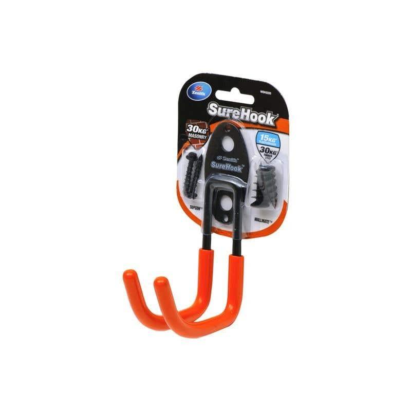 Zenith SureHook Large Garage Hook - 1 Pack