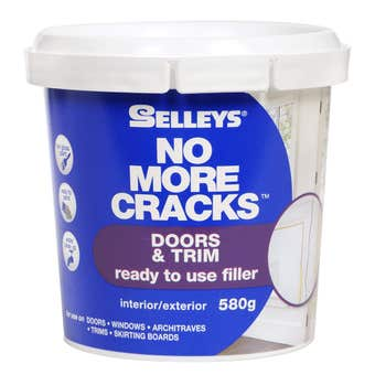 Selleys No More Cracks Outdoor and Trims Filler 580g