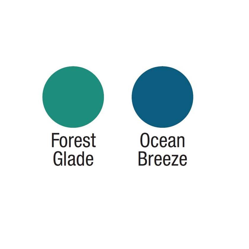Hills Clothesline Rotary 6 Line Ocean Breeze
