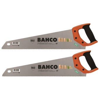 Bahco Hand Saw Twin Pack 475mm