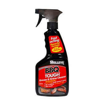 Selleys BBQ Grease & Grime Cleaner 500ml