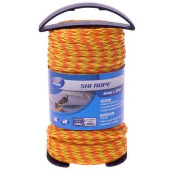 Zenith Ski Rope 6mm x 20m