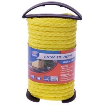Zenith Polypropylene Rope 8mm x 12m