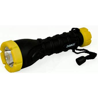 Dorcy Rubber LED Torch
