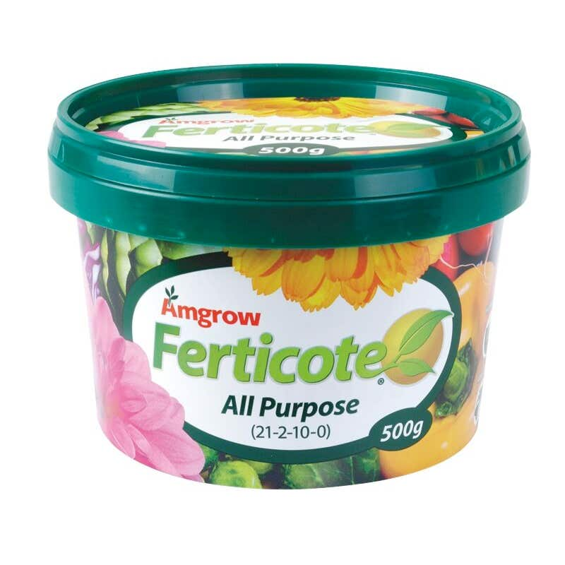 Amgrow Ferticote All Purpose Fertiliser 500g