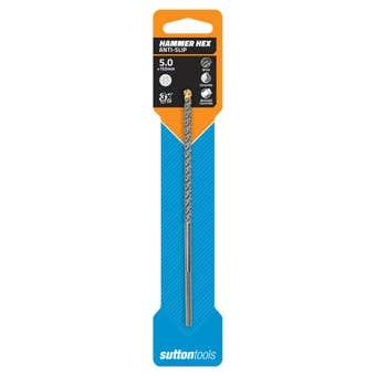 Sutton Tools Hammer Hex Masonry Drill Bit 150mm