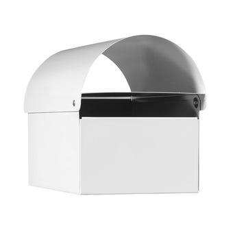 Sandleford Dune White Letterbox
