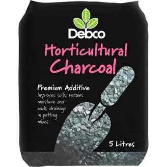 Debco Hortucultural Charcoal 5L