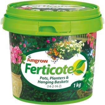 Amgrow Ferticote Pots & Planters 1kg