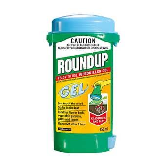 Roundup Weed Killer Gel 150ml