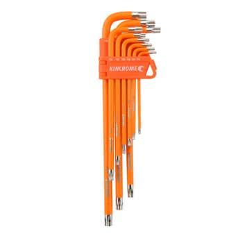 Kincrome 9 Piece Extra Long Torx Socket Set