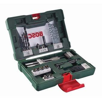Bosch Drill Bit & Screwdriver Set - 41 Piece