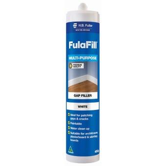 HB Fuller Fulafill Multi-purpose Gap Filler White 450g