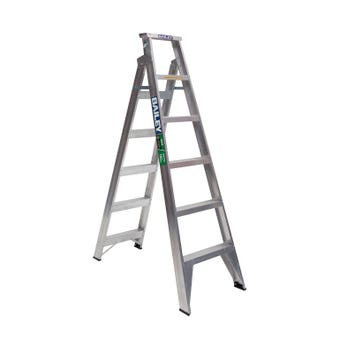 Bailey Trade Dual Purpose Ladder 1.8m 150kg Industrial