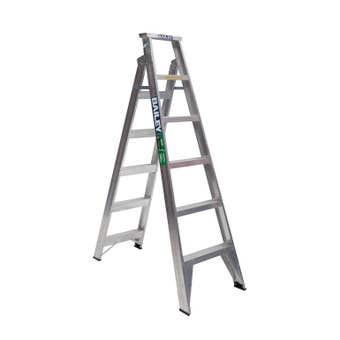 Bailey Trade Dual Purpose Ladder 1.8m 150kg Industrial