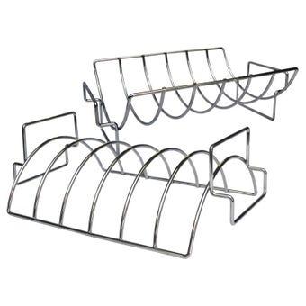 Grillman Reversible Roasting Rack