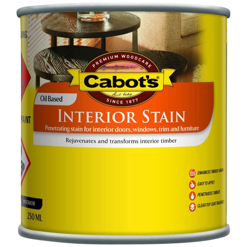 Cabot's Interior Stain Oil Based Cedar 250ml