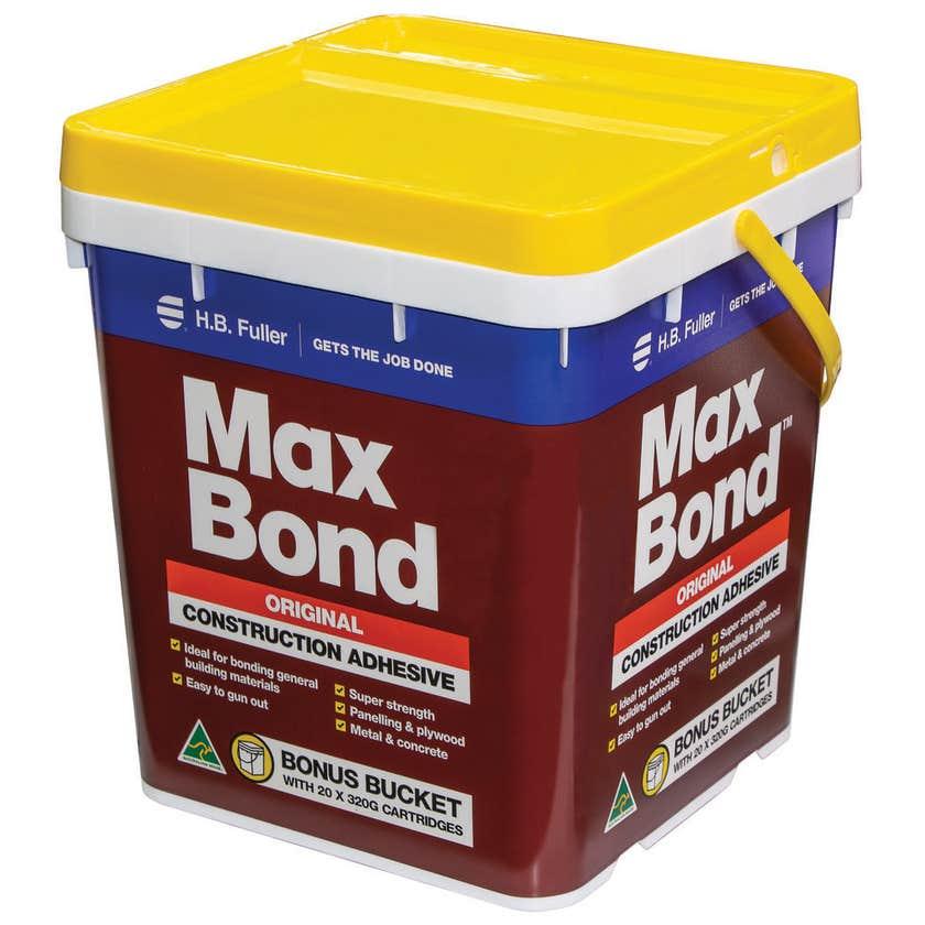 H.B. Fuller Max Bond Construction Adhesive Bucket