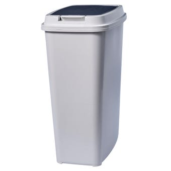 Willow Touch Top Rubbish Bin 30L