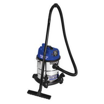 Kincrome 1250W Wet & Dry Vacuum