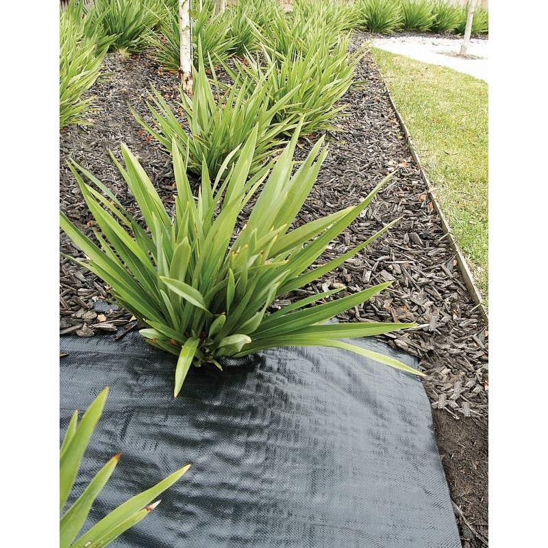 Coolaroo Woven Weed Mat 1.83 x 5m