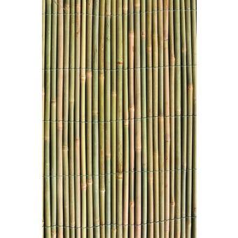 Garden Trend Round Bamboo Screen Fencing 1.5 x 3m