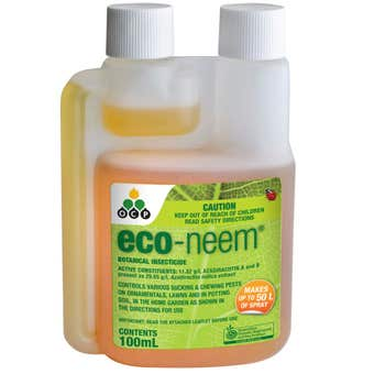 Eco-Organic Garden Eco-Neem Oil 100ml
