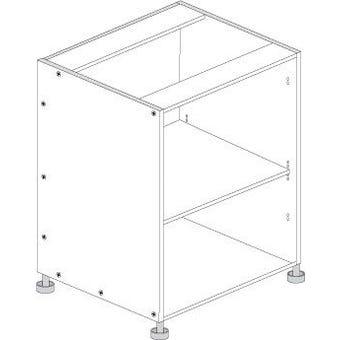 Principal Base Cabinet 400mm