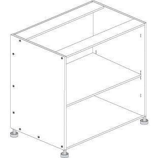 Principal Base Cabinet 600mm