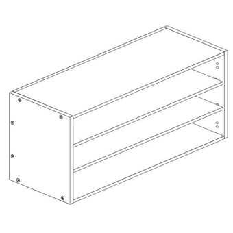 Principal Wall Cabinet Short 900mm