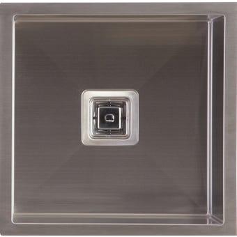 Hafele Squareline Single Bowl Sink