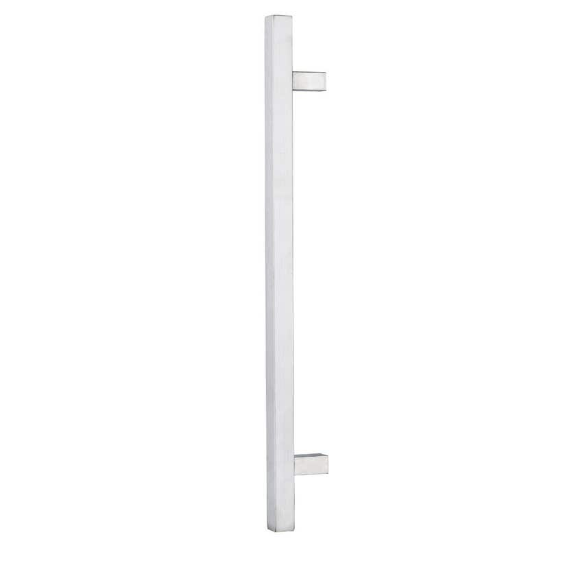Lane T Pull Handle Square Satin Stainless Steel 600 x 450 x 25mm