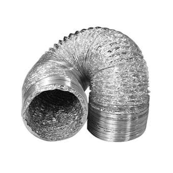Deflecto Supurr-Flex Duct 150mm x 3.6m