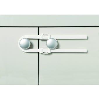 Dreambaby Extra-Long Cabinet Glide Lock