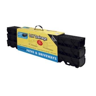 Storm Mate Garage Grate Pack