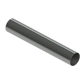 Emro Round Chrome Tubing 25 x 1200mm