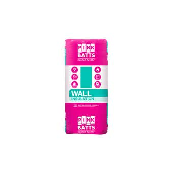 Pink Batts R2.5HD Insulation Wall Batts 1160 x 430mm Pack 12