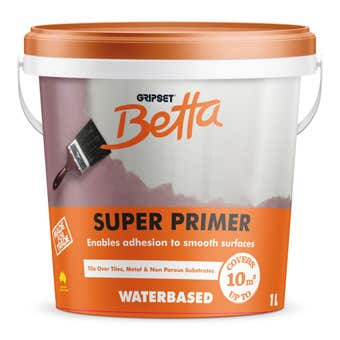 Gripset Betta Super Primer 4L
